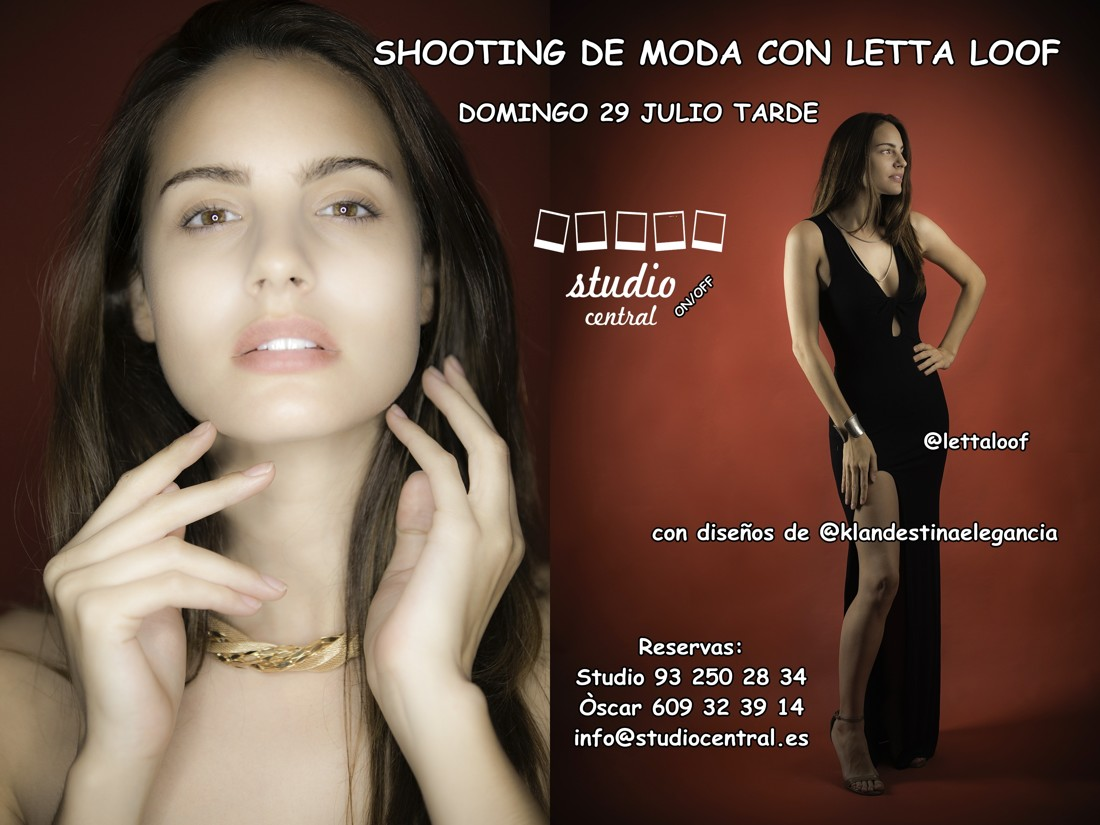 Shooting 29 Julio 2018