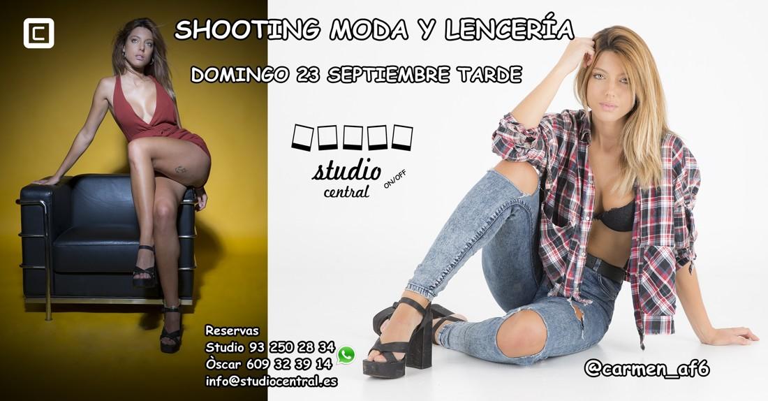 Shooting 23 Septiembre 2018