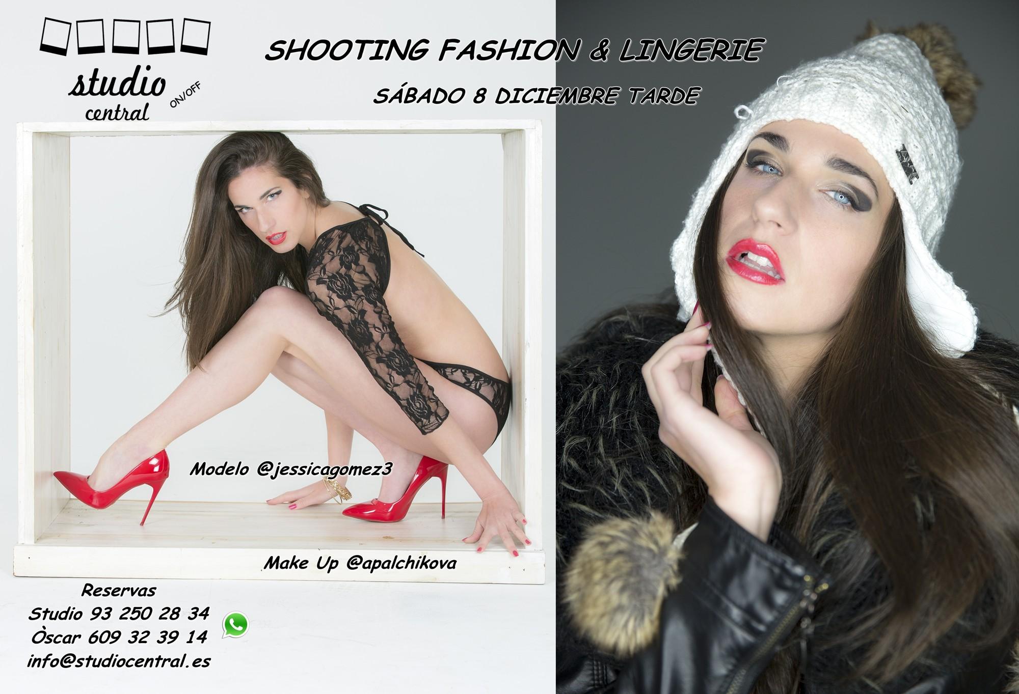 Shooting 8 Diciembre 2018 NEW