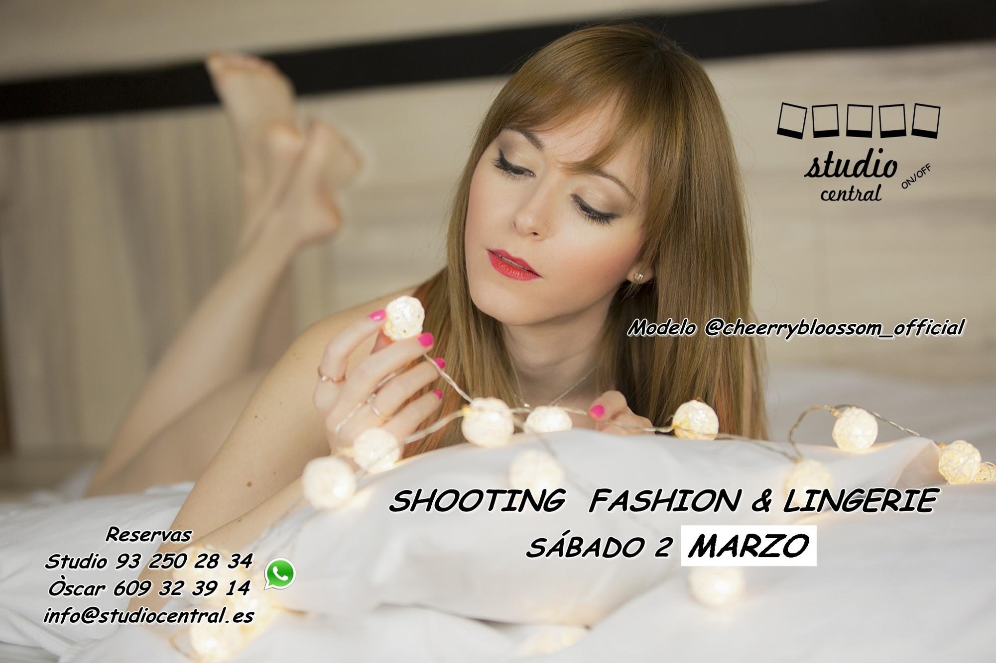 Shooting 2 Marzo 2019