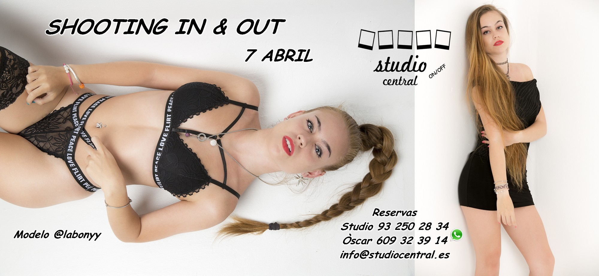 Shooting 07 Abril 2019