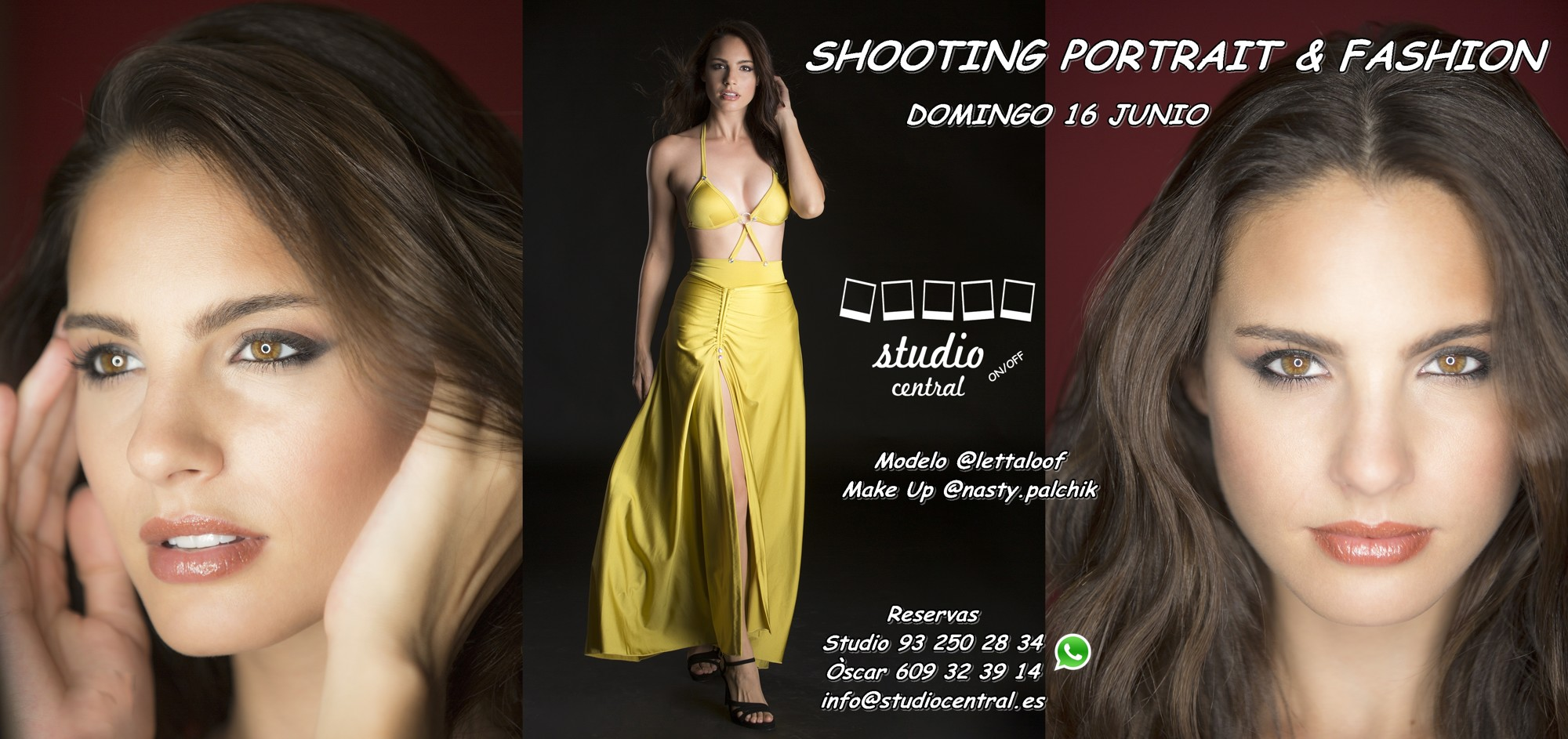 Shooting 16 Junio  2019
