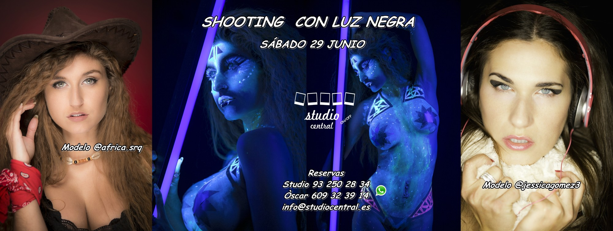 Shooting 29 Junio  2019