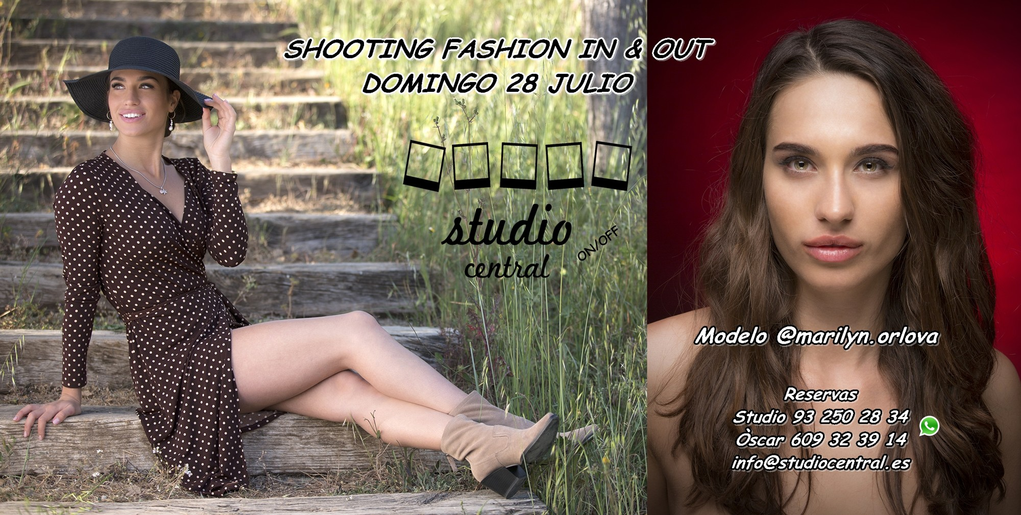Shooting 28 Julio  2019