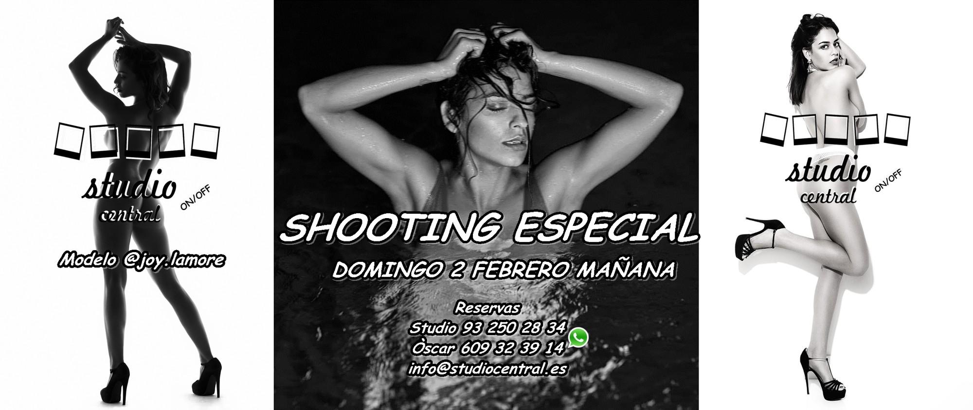 Shooting 2 Febrero 2020