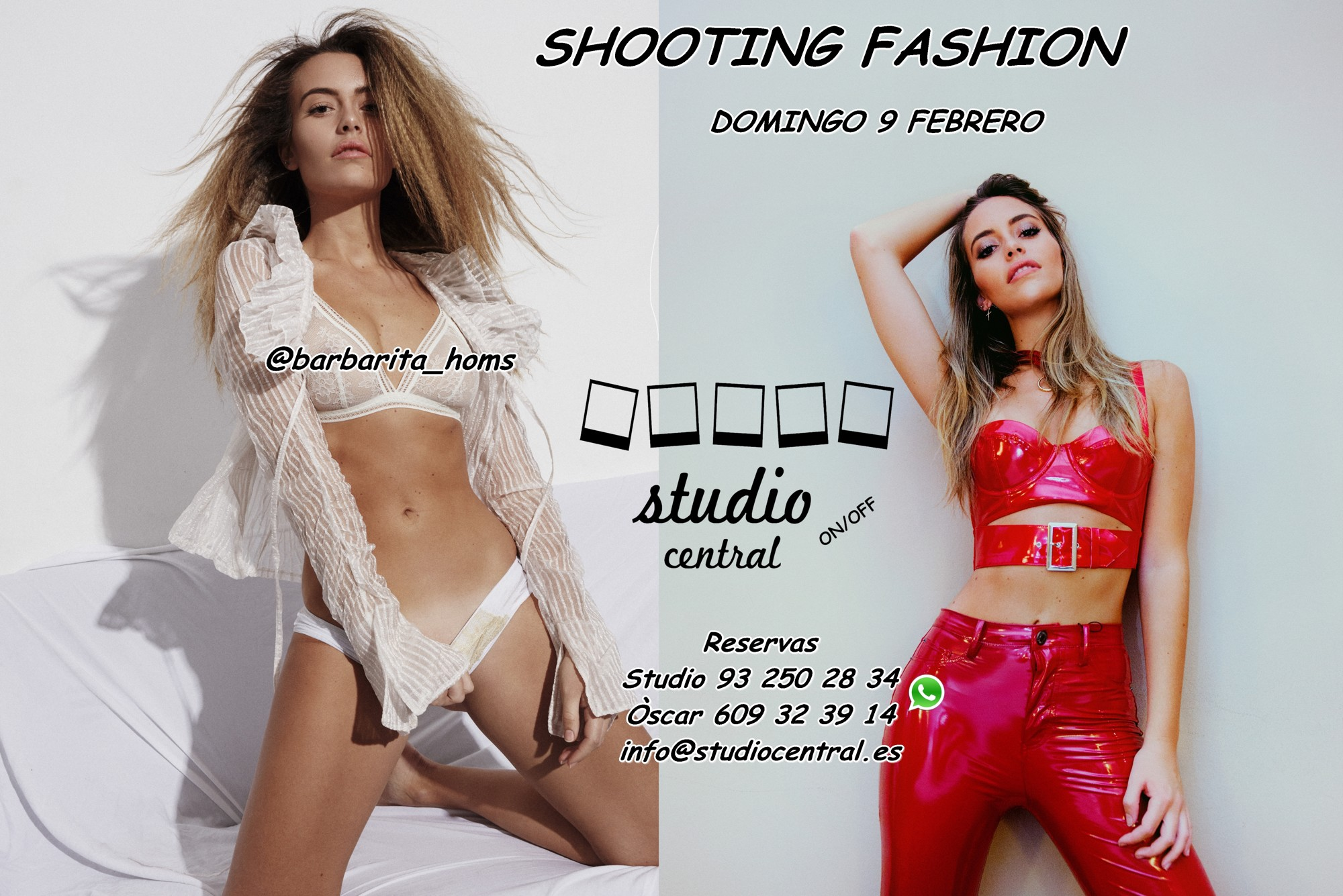 Shooting 09 Febrero 2020