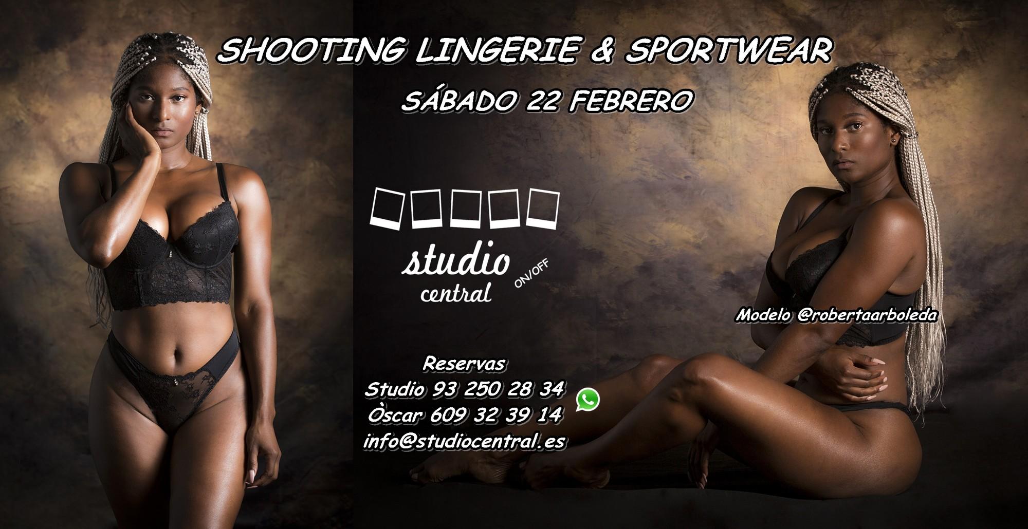 Shooting 22 Febrero 2020