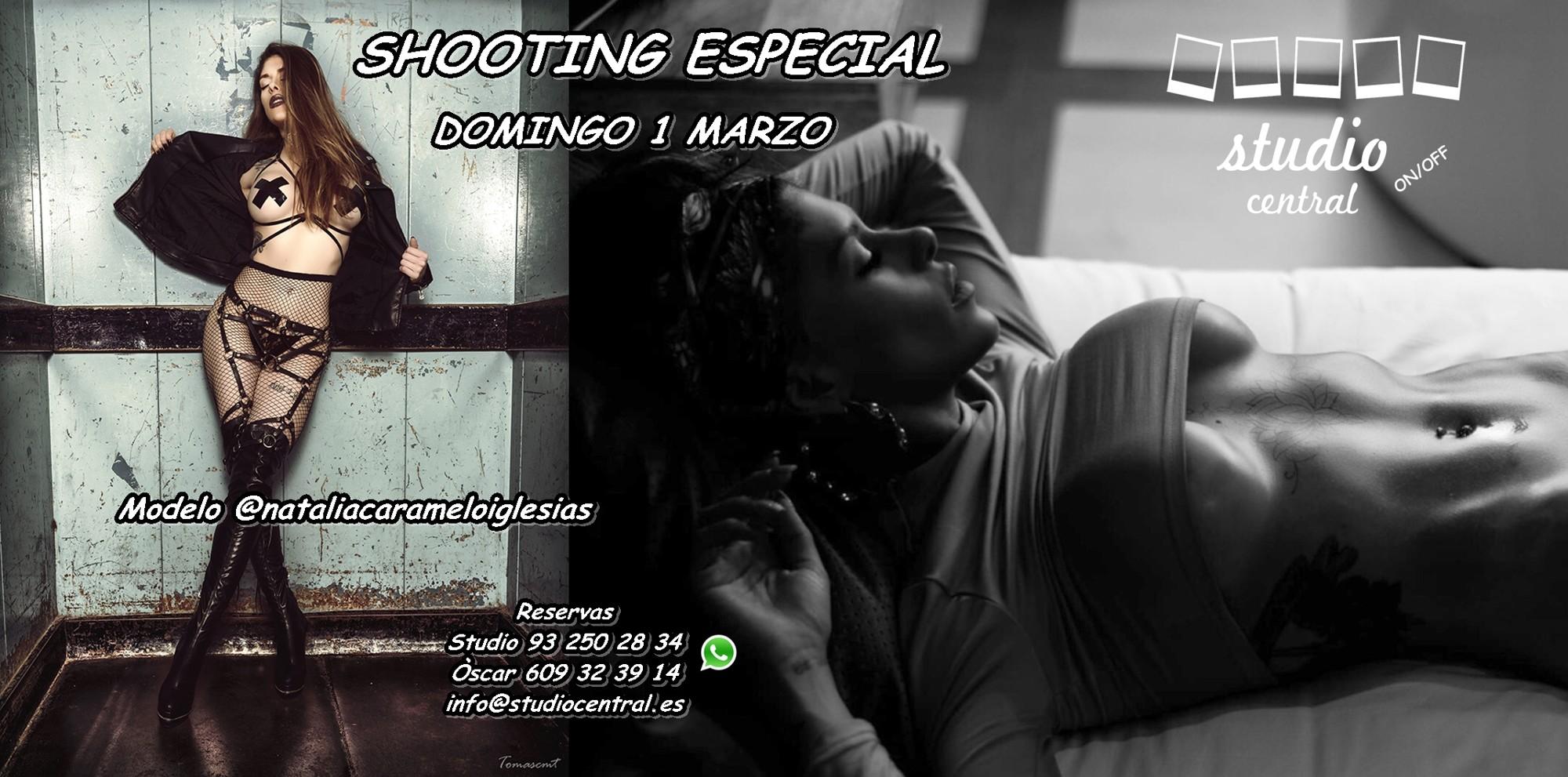 Shooting 1 Marzo 2020