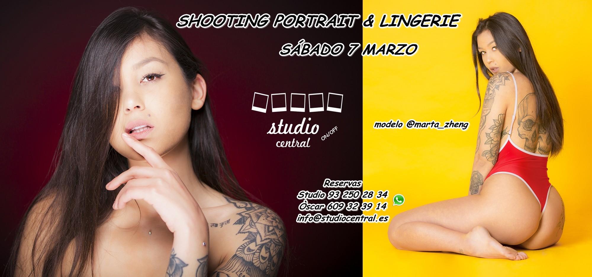 Shooting 7 Marzo 2020