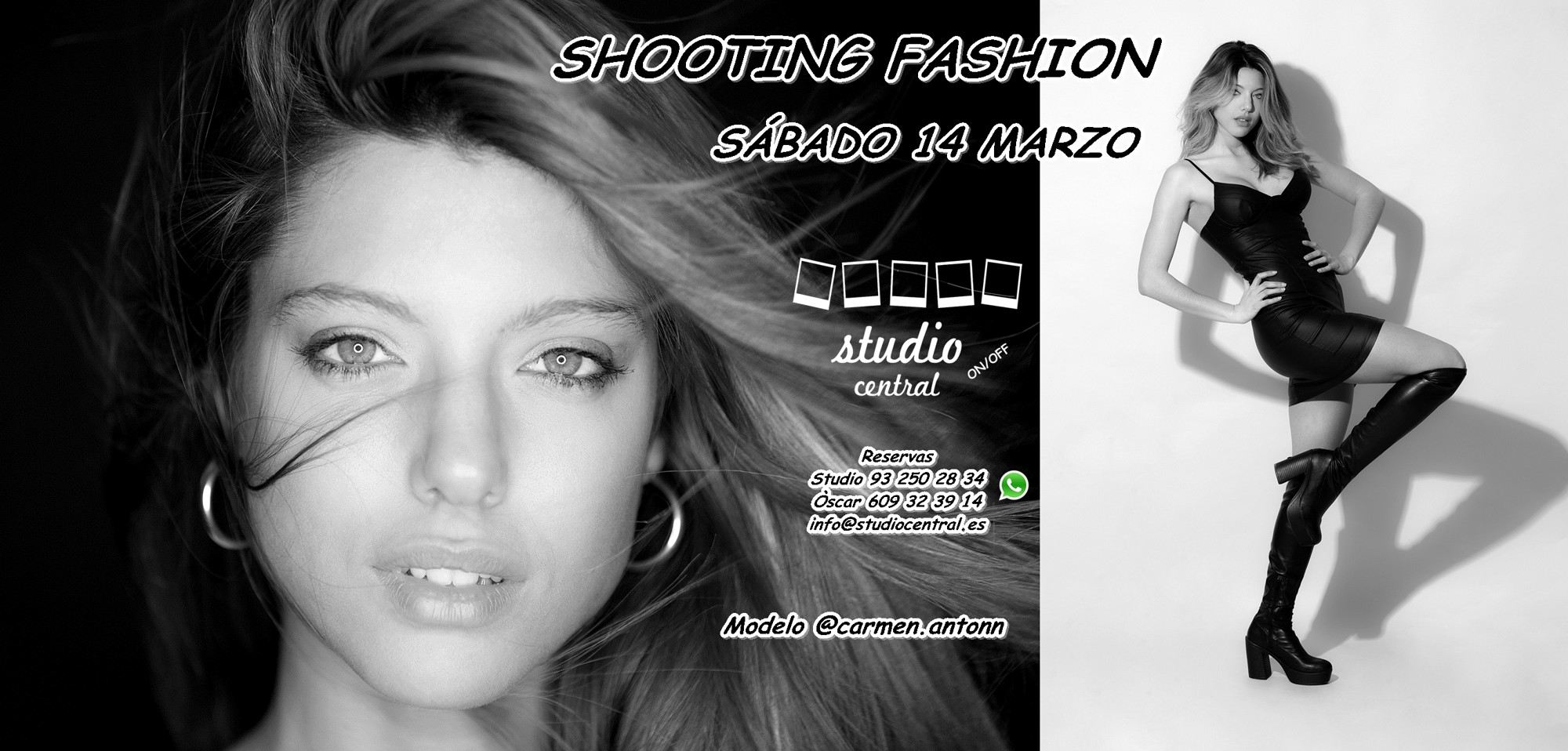 Shooting 14 Marzo 2020