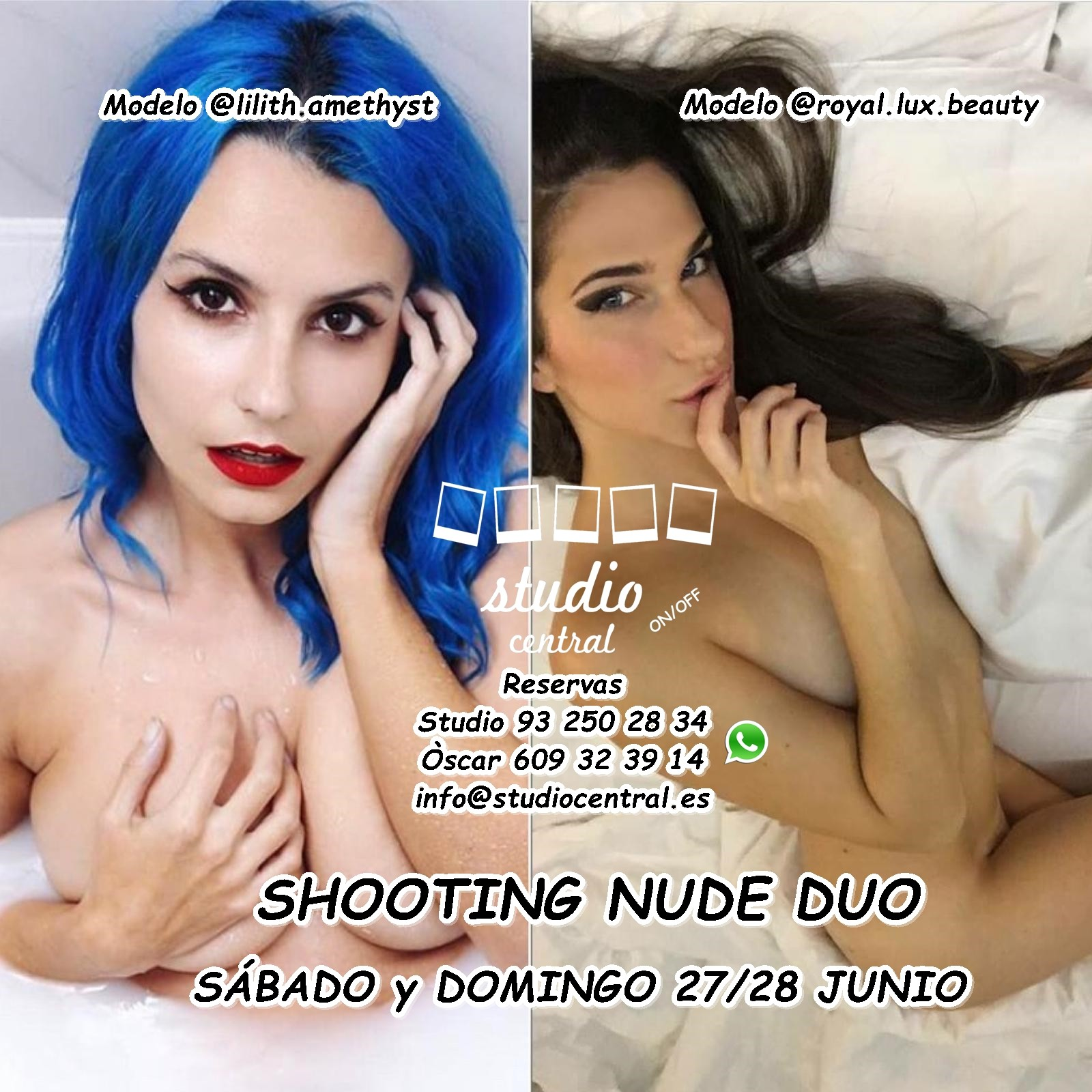 Shooting 27-28 Junio 2020