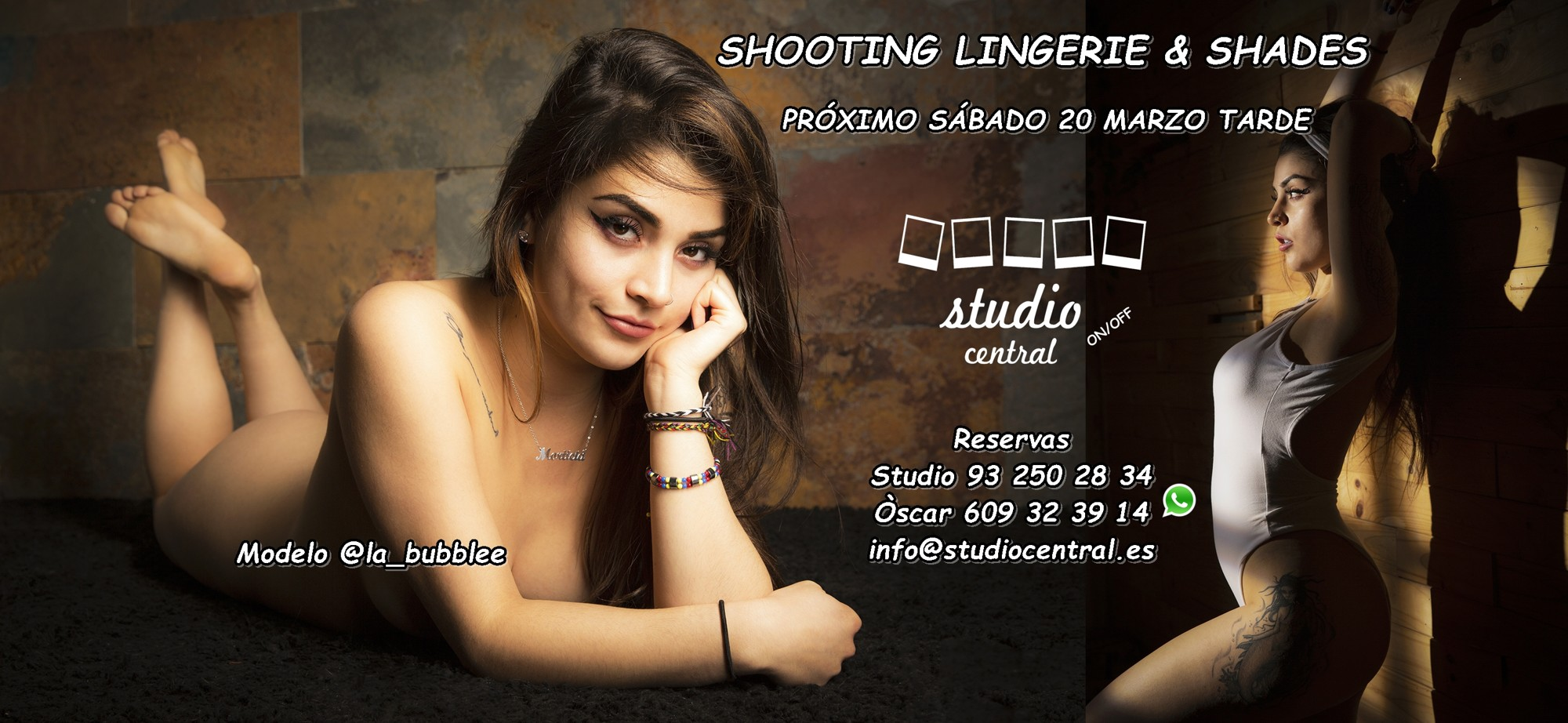 Shooting 20 Marzo 2021