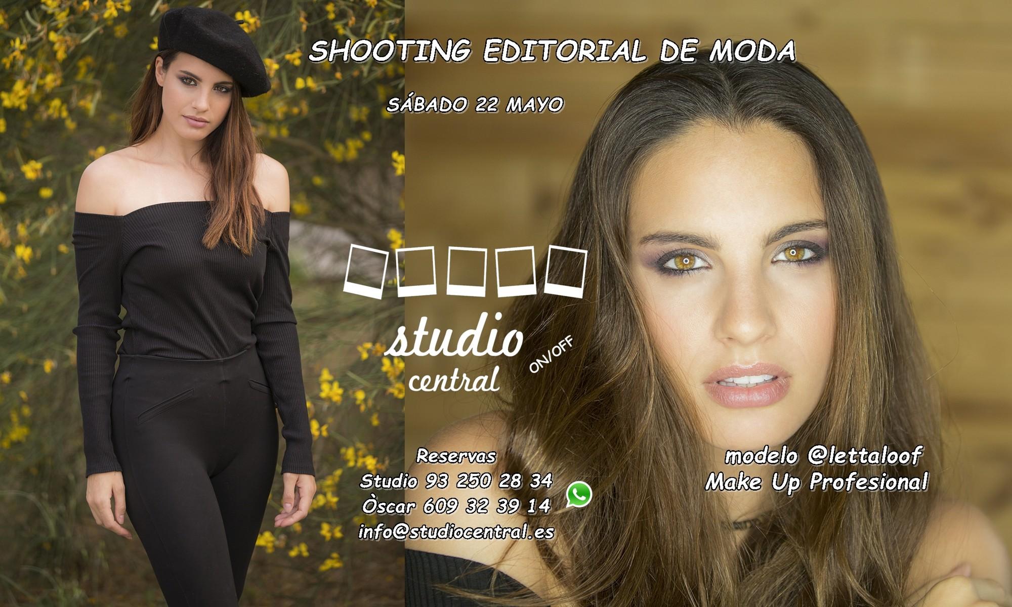 Shooting 22 Mayo 2021